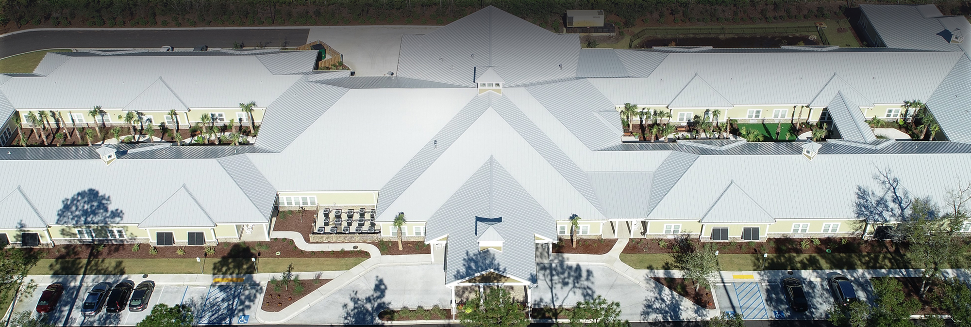 Myrtle Beach Commercial Roofing Company