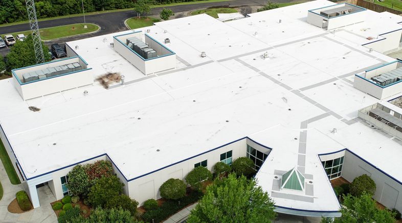 Commercial Roof Replacements