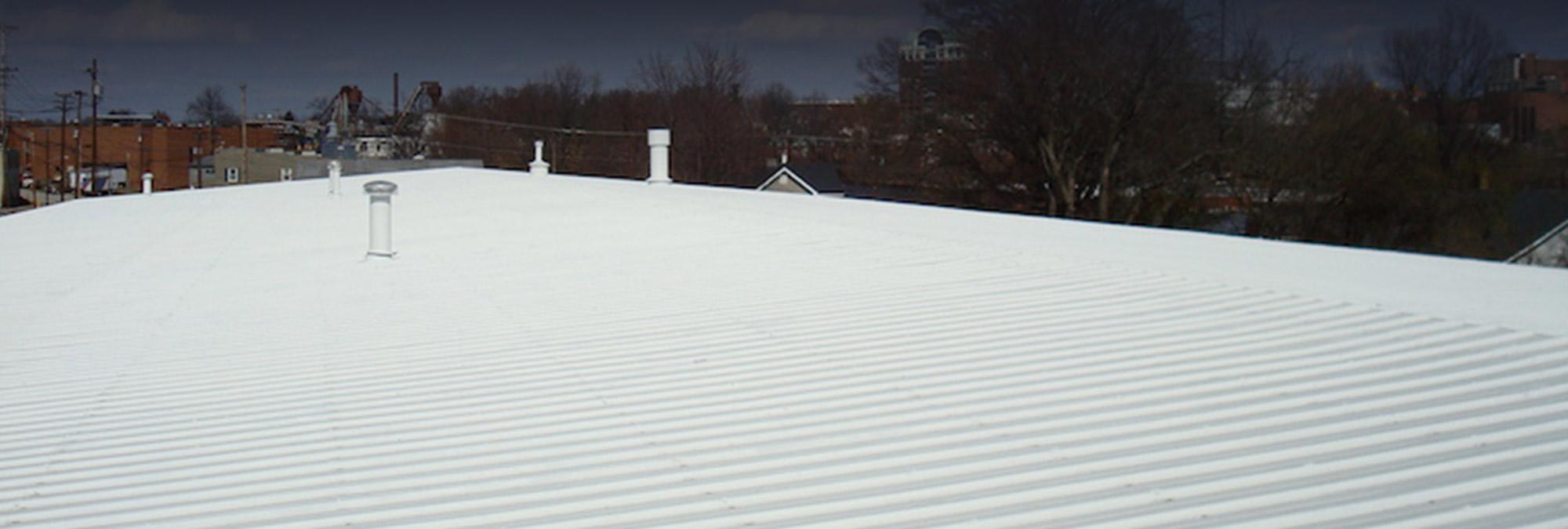 Fluid Applied Roofing & Coatings