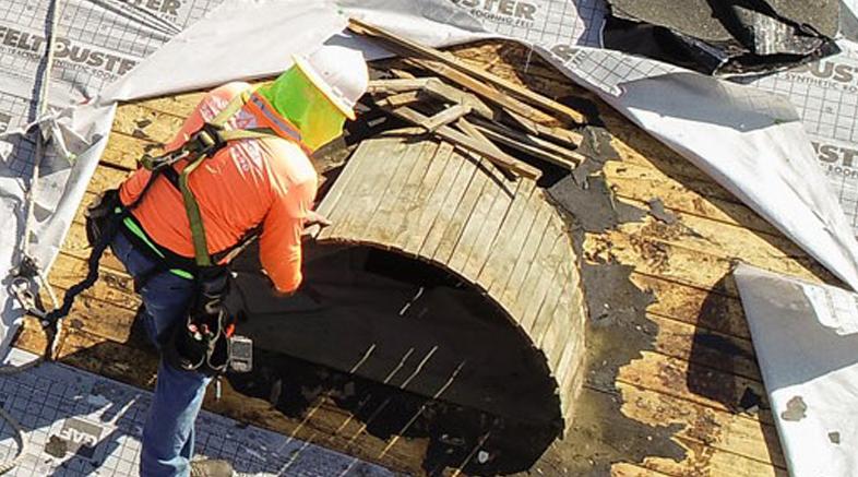 Roof Repairs and Maintenance