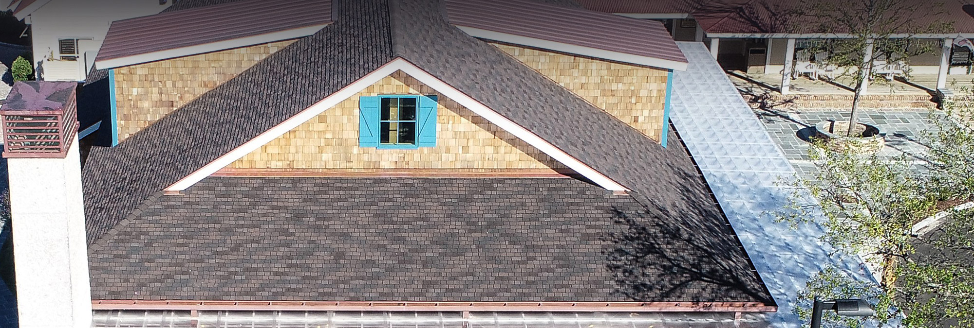 Shingles & Specialty Roofing
